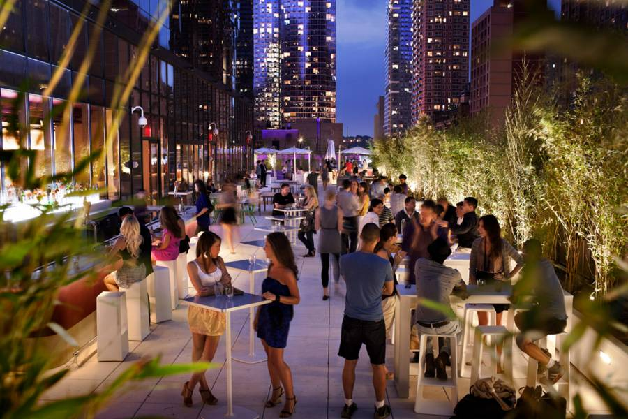 best rooftop restaurants in new york city nycgo