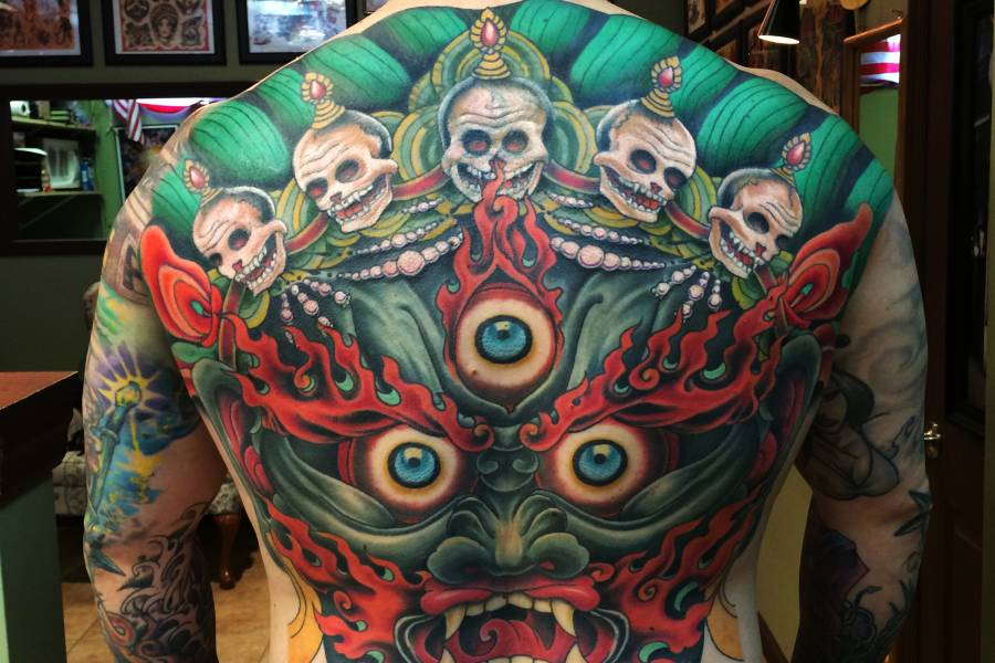 75 radical facts about tattoos for Facts about tattoos