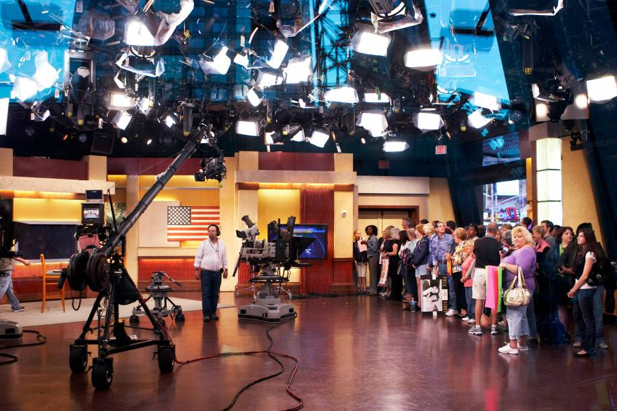 How to Attend a TV Show Taping forecast