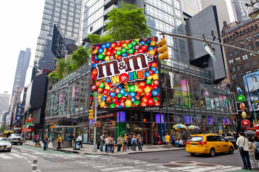 Times Square Neighborhood Guide – Broadway, Restaurants and More