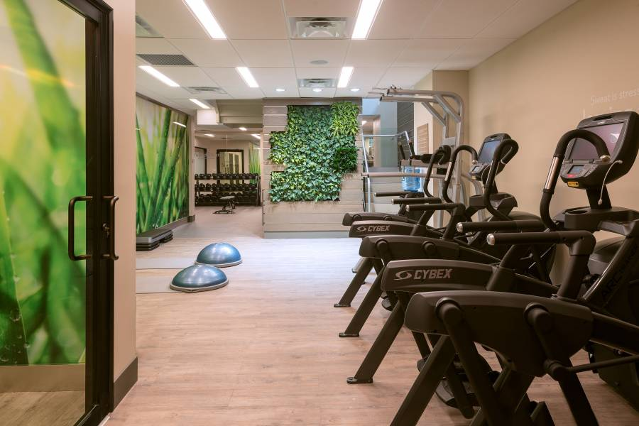 Stay in shape guide to nyc fitness hotels nycgo