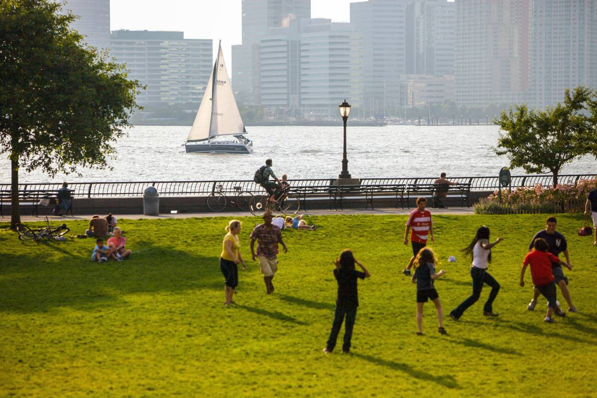 Hotels In Battery Park Nyc