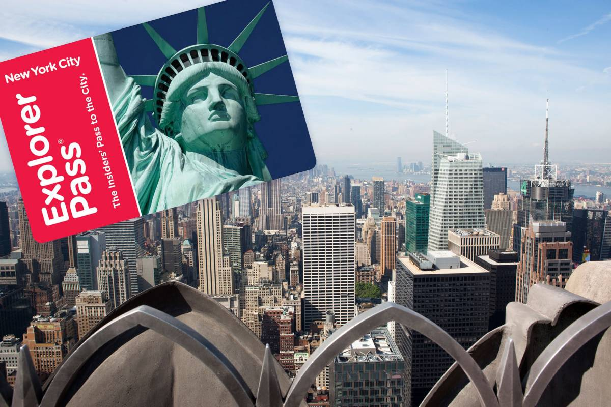 See new york city attractions at a great price for Nyc stuff to do