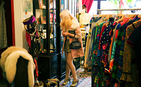 In with the Old: NYC Vintage Store Guide