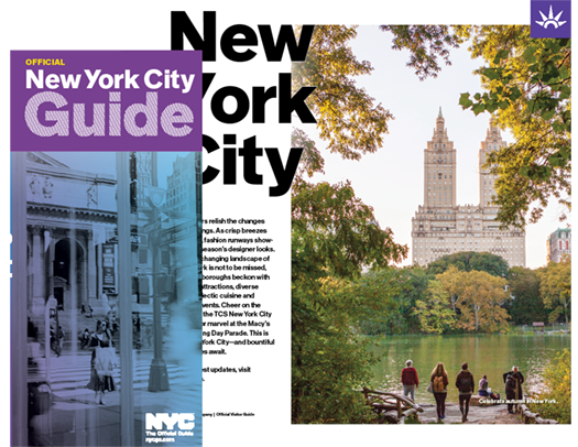 Maps & Guides of New York City | NYCgo
