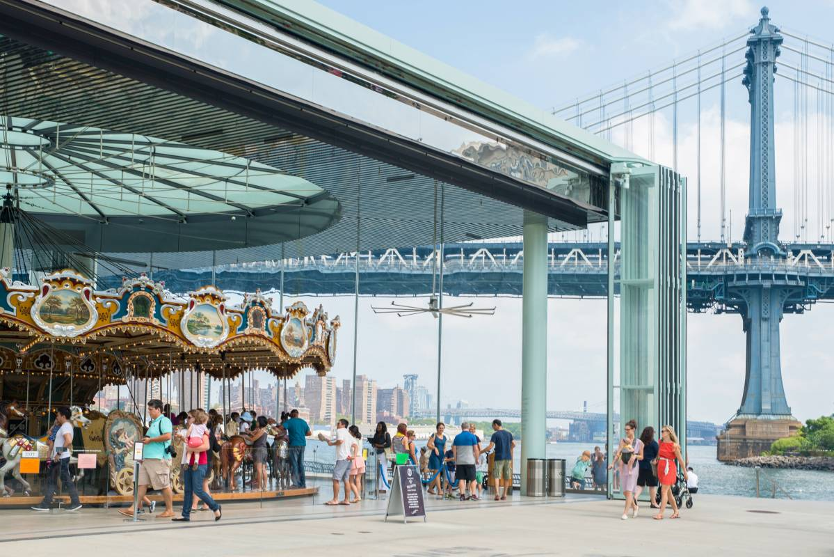 Jane 39 s carousel the official guide to new york city for Things to do in nyc now