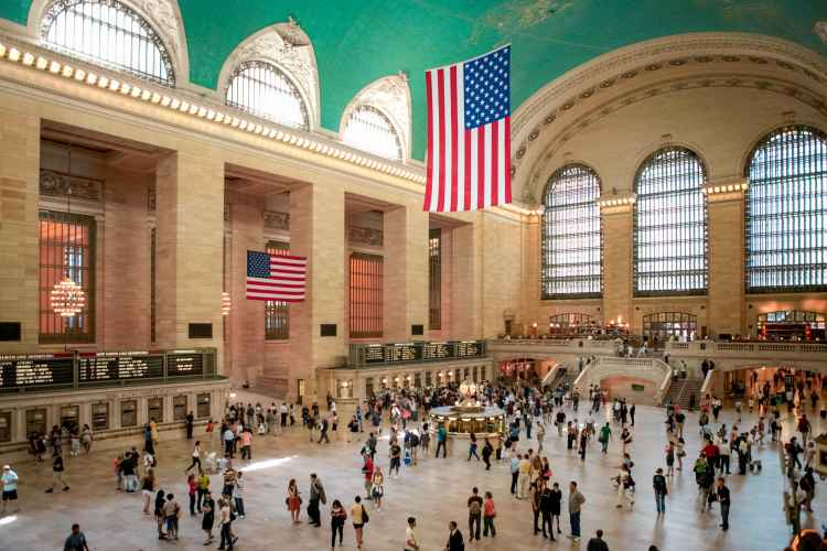 Grand Central Terminal The Official Guide To New York City
