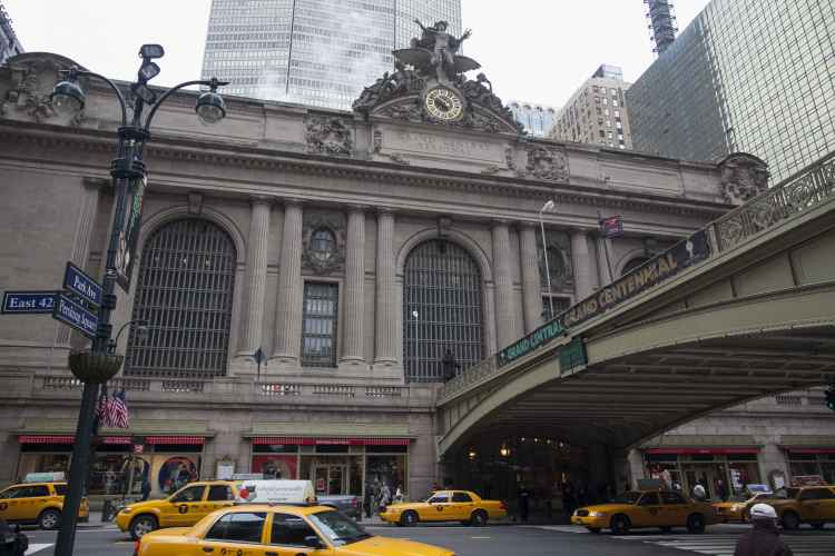 Grand Central Tours