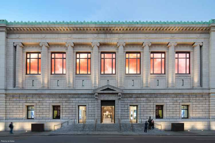 New York Historical Society exterior