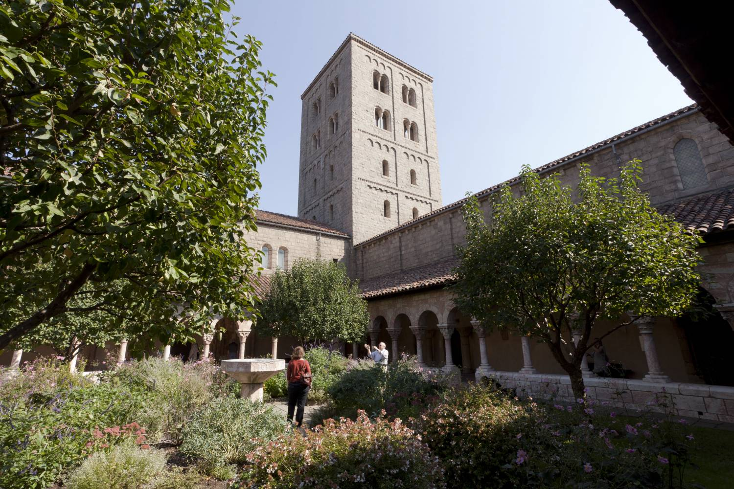 The Met Cloisters, exterior