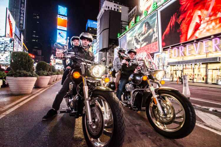 New York City Motorcycle Tours