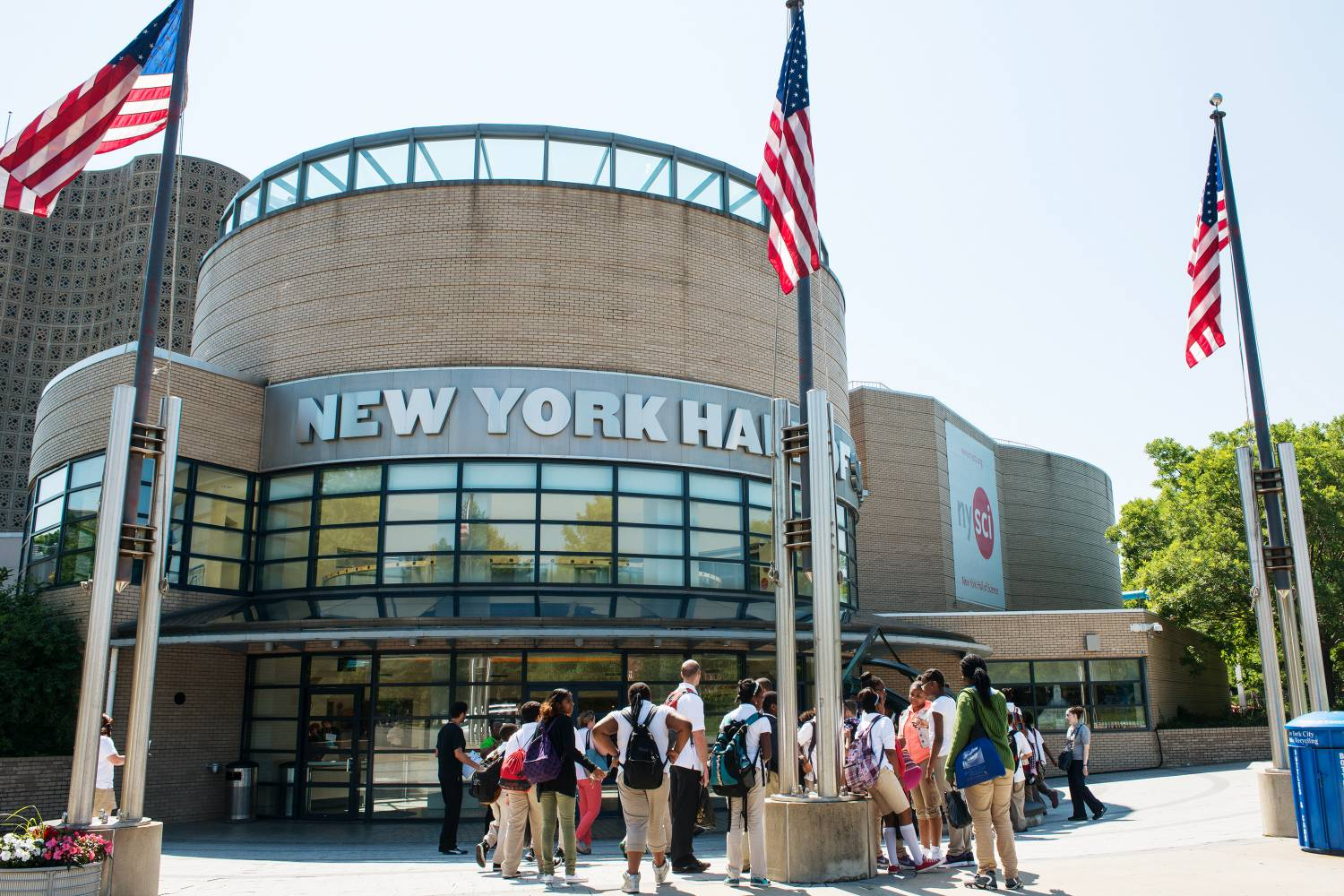 Image result for New York Hall of Science