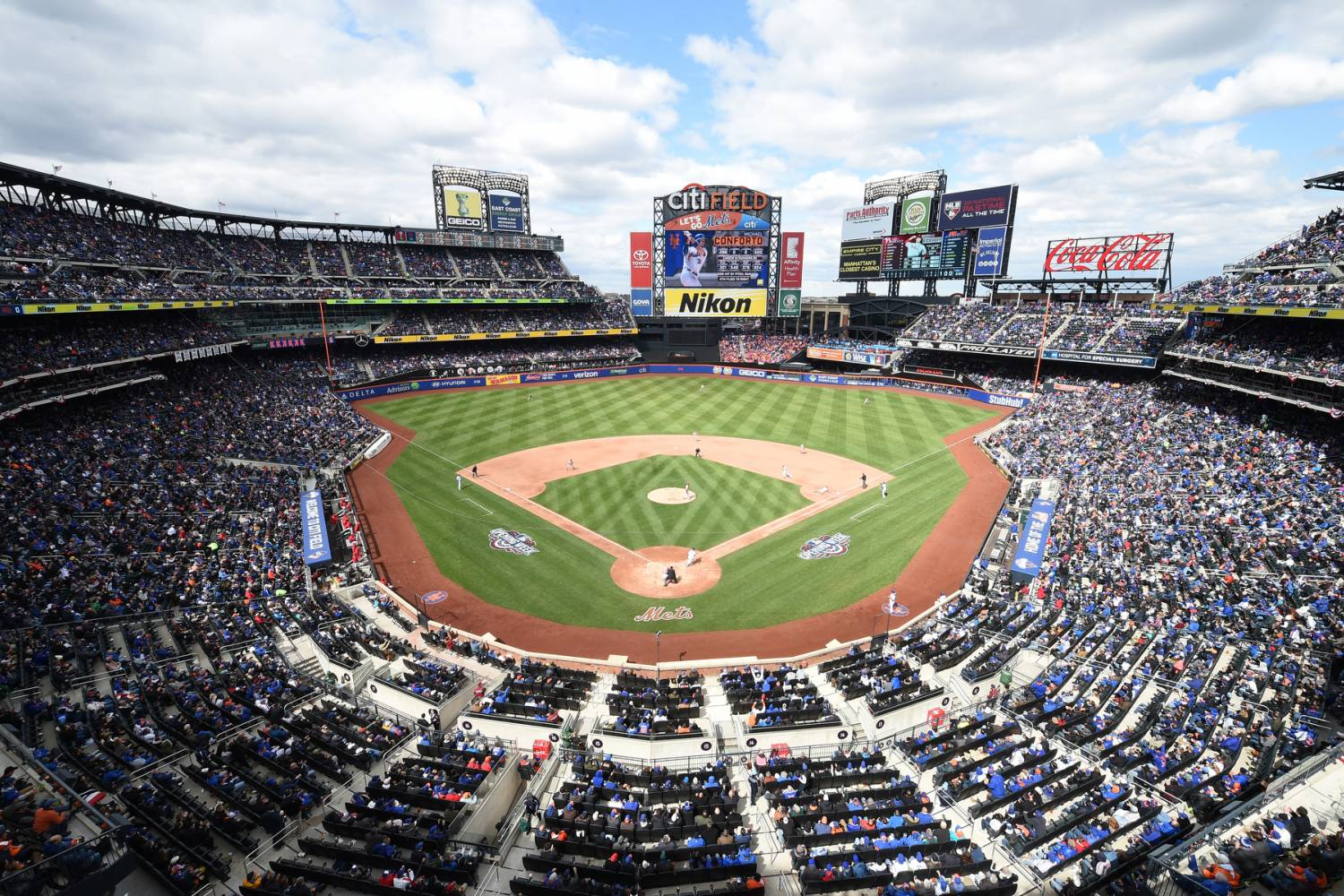 Citi Field New York Mets Ballpark Concerts More Nycgocom