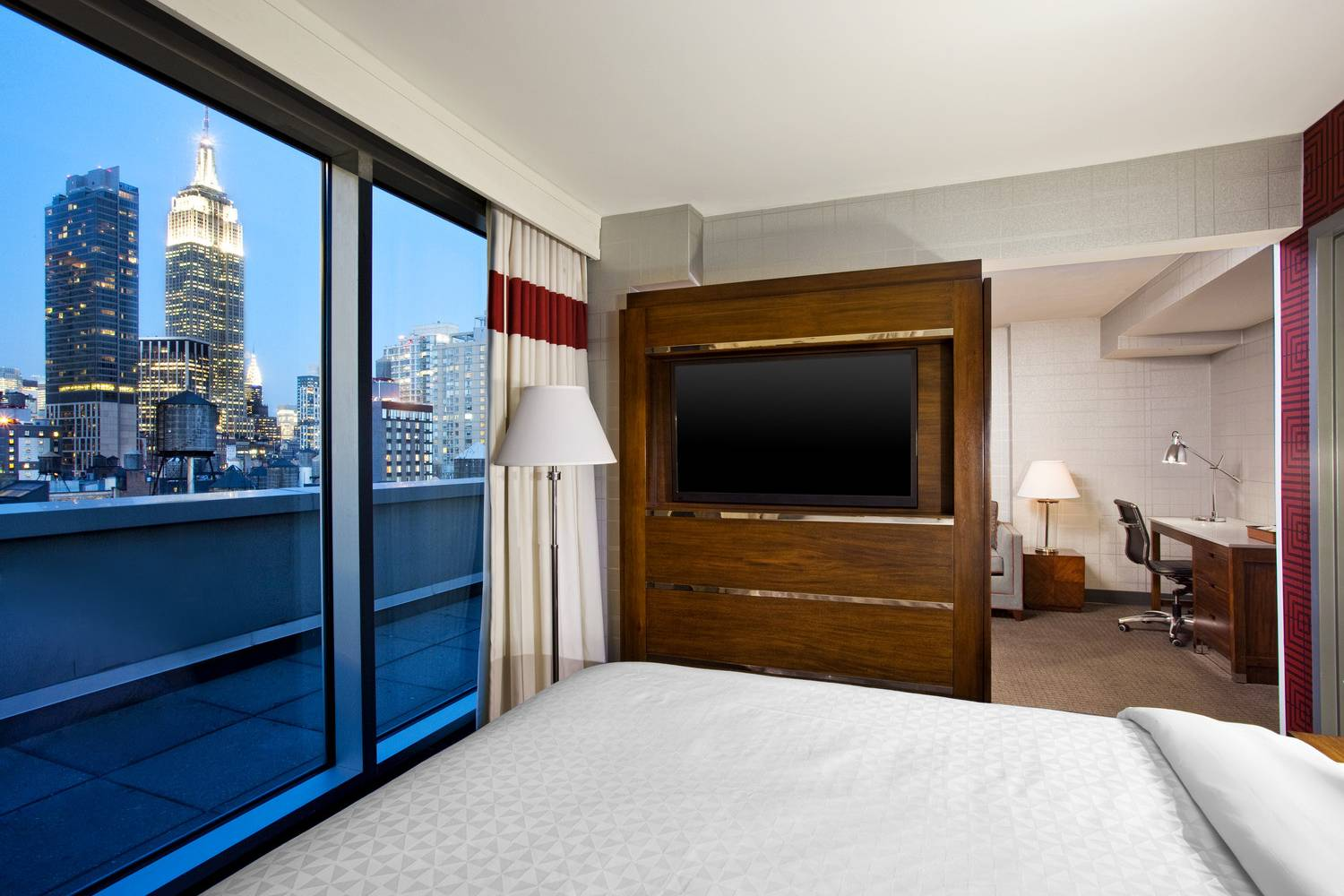 Four Points by Sheraton Chelsea New York, suite