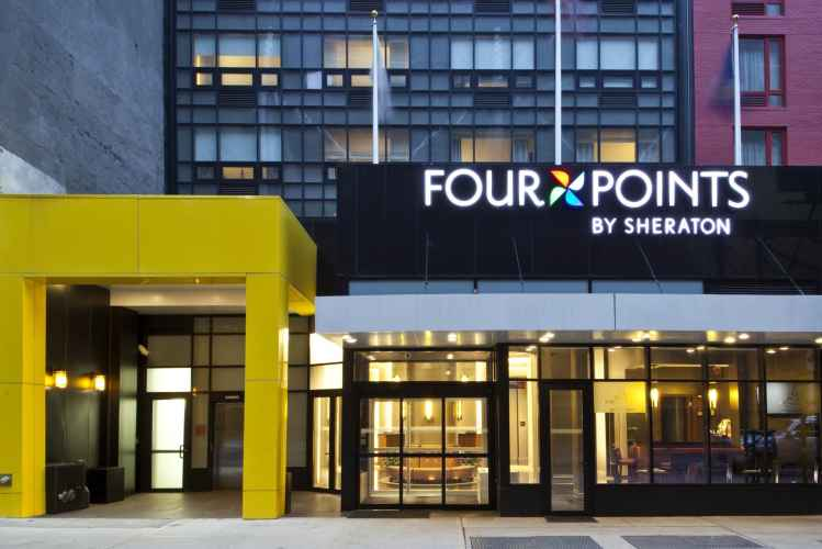 Four Points by Sheraton Midtown Times Square, exterior