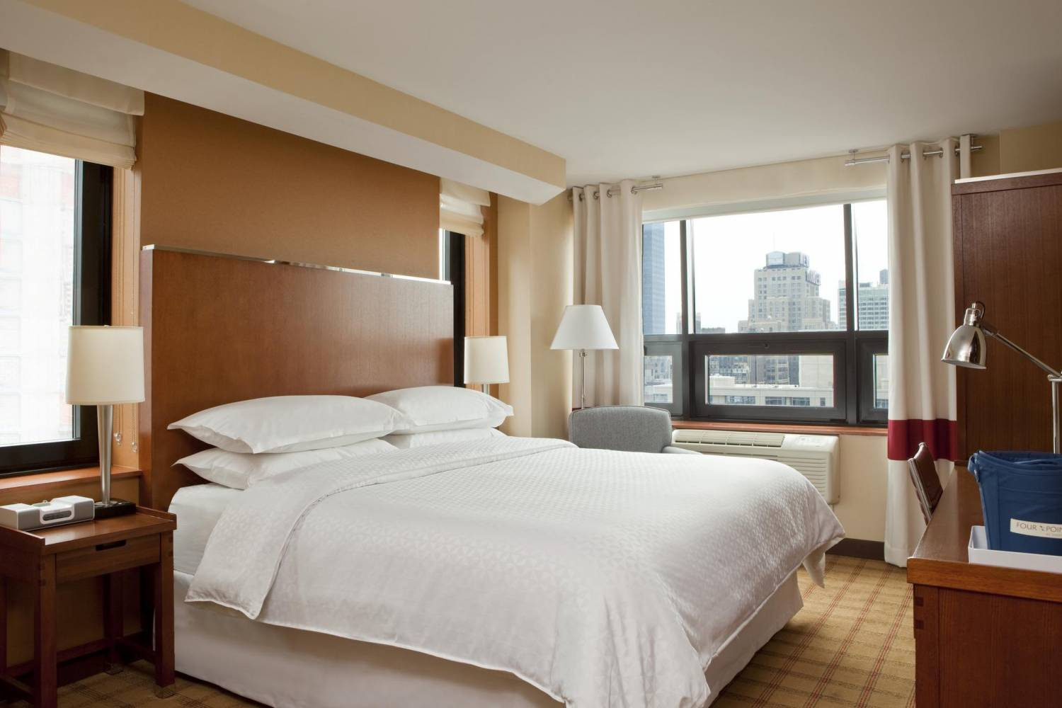 Four Points by Sheraton Midtown Times Square, king
