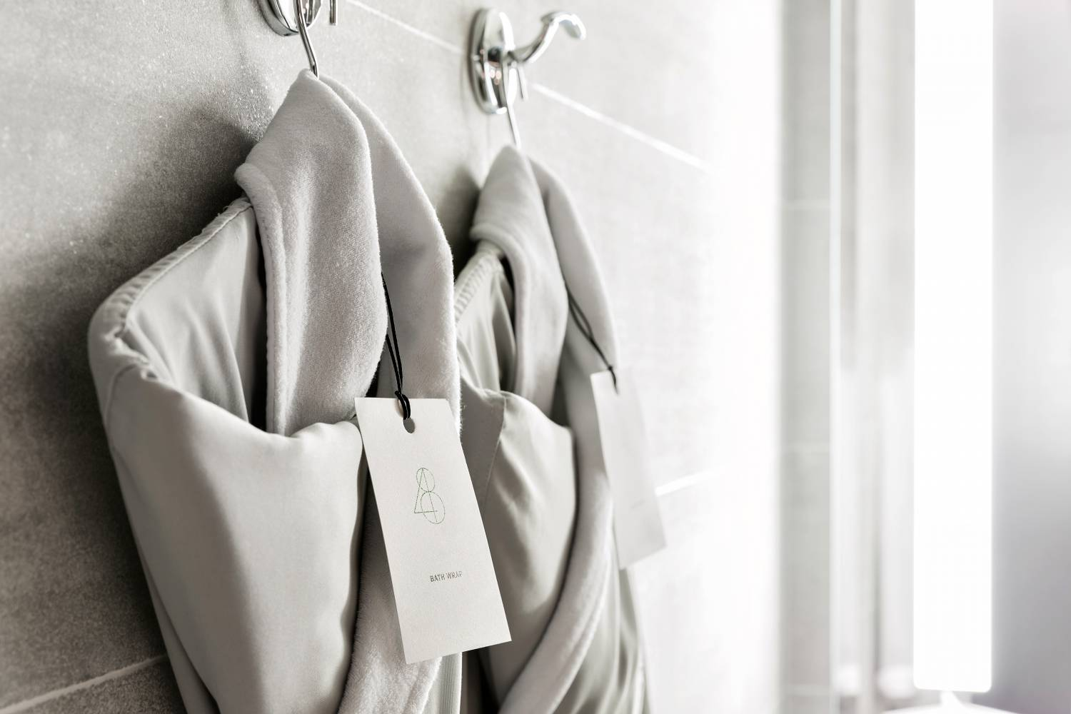 robes at Hotel 48Lex New York