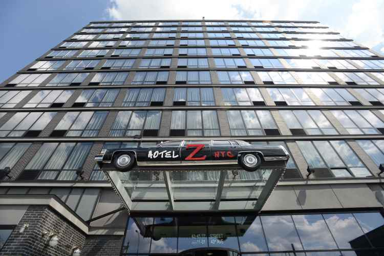 Z NYC Hotel, exterior