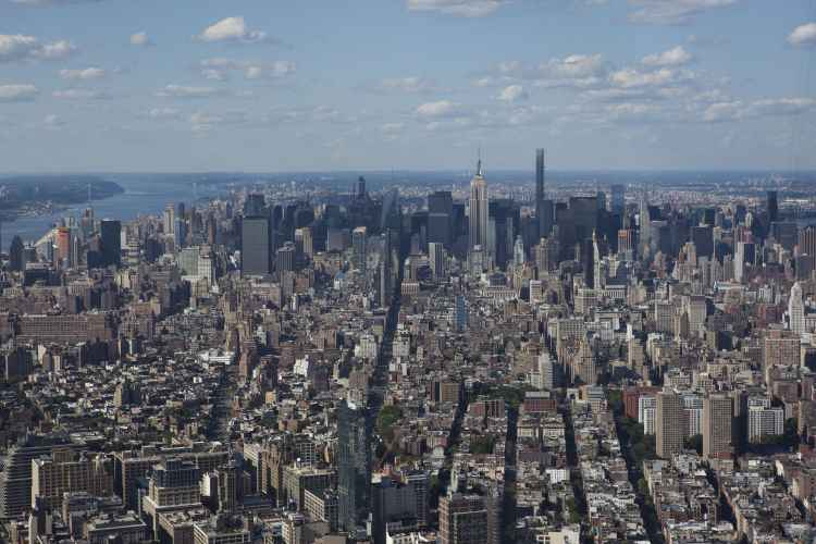 One World Observatory - daytime view