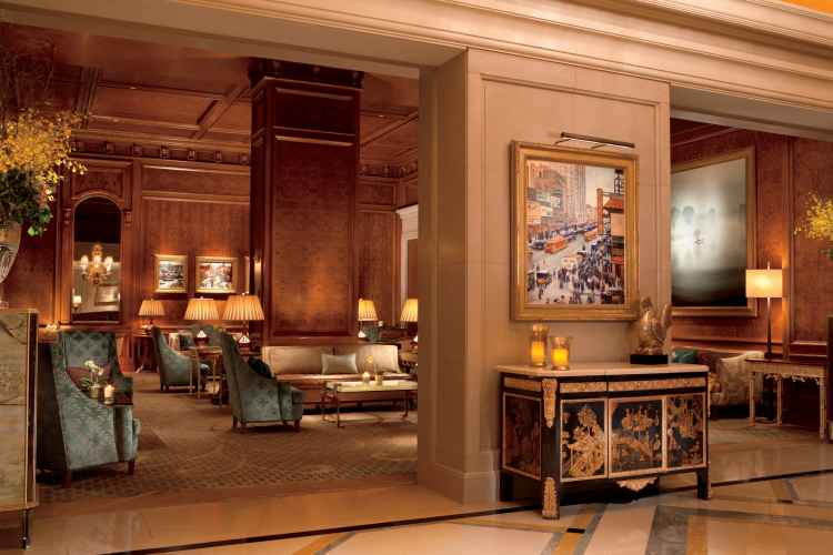 central park star lounge at The Ritz-Carlton New York, Central Park