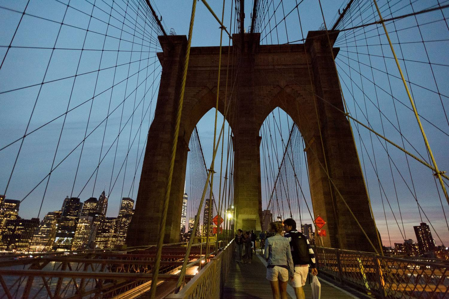 Brooklyn Bridge Complete Visitors Guide Nycgo Com