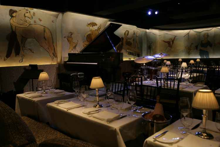 Cafe Carlyle