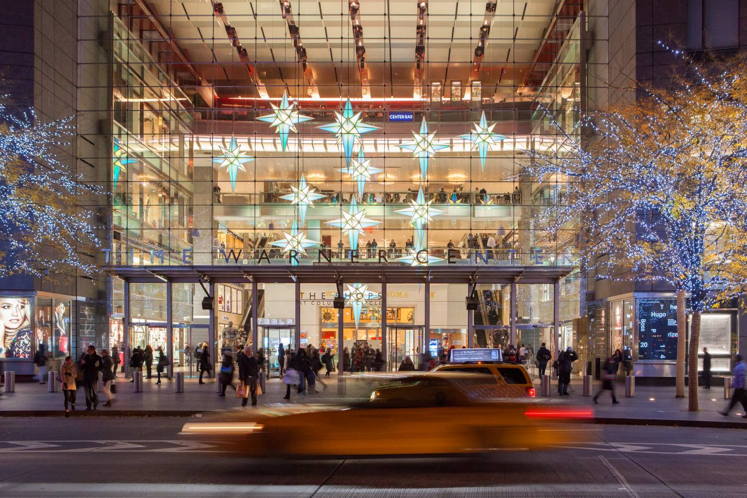 The Shops At Columbus Circle The Official Guide To New