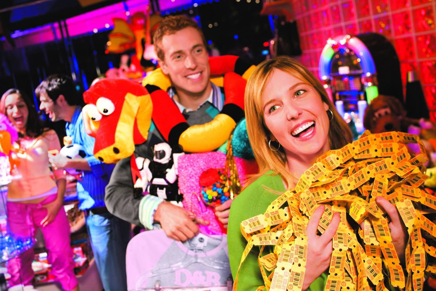 Dave & Buster's | Restaurants | NYCgo