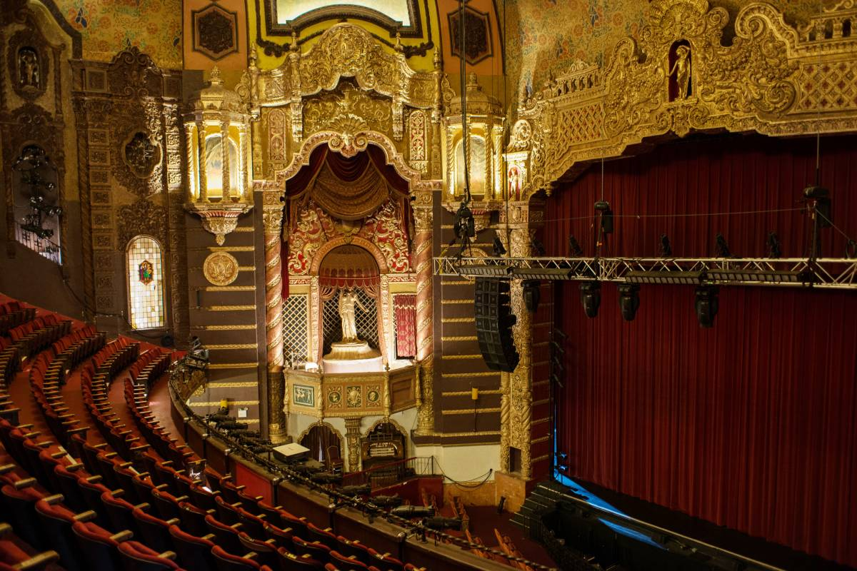 St. George Theatre – Staten Island: Shows and Events