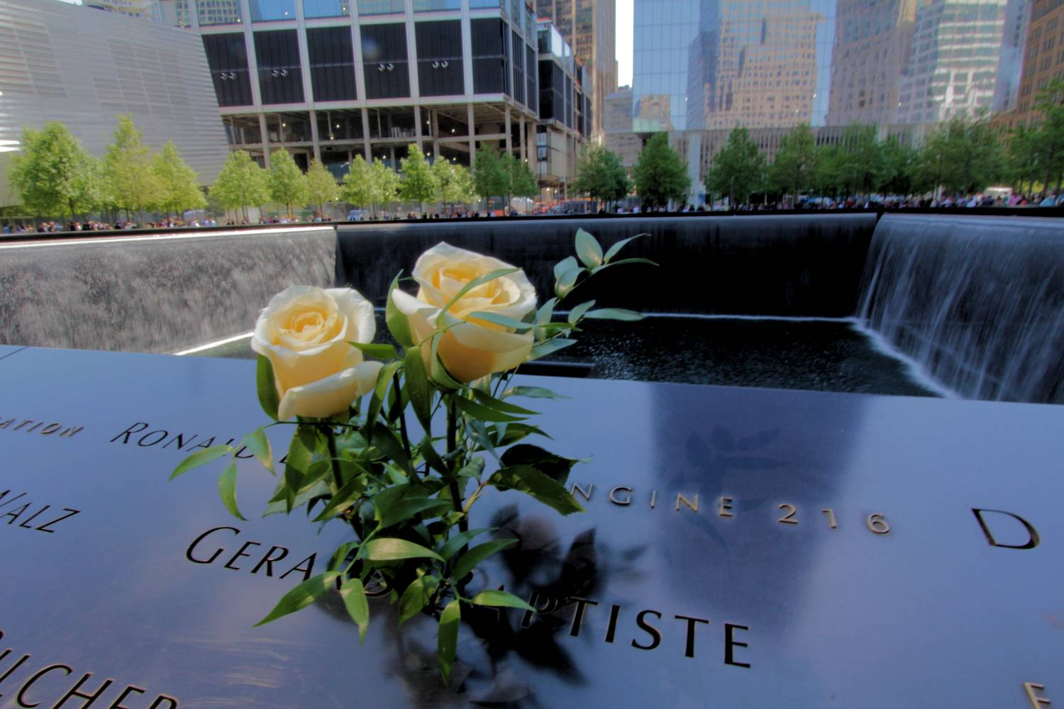 New York City Vacation Packages, 9/11 memorial