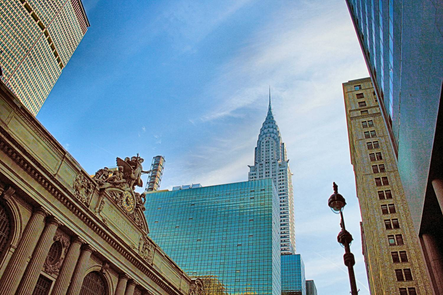 New York City Vacation Packages, chrysler building