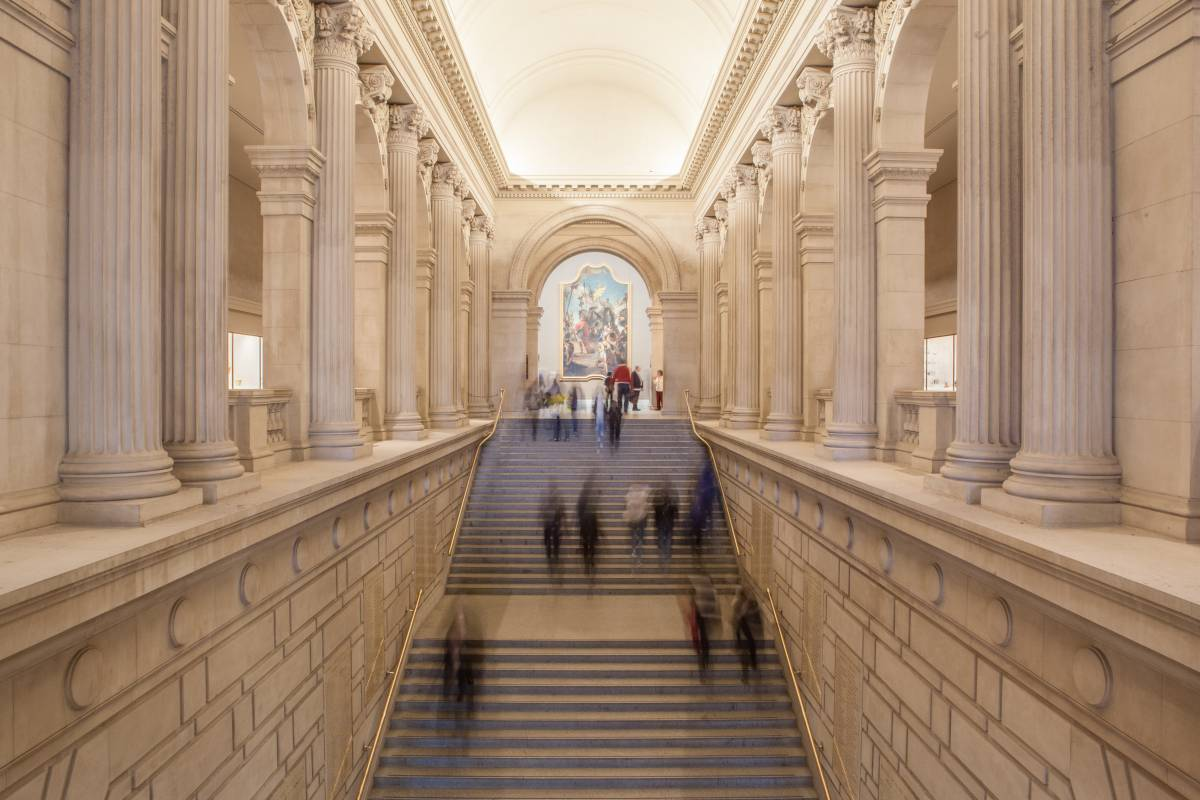 The metropolitan museum of art fifth avenue new york for Metropolitan mueseum of art