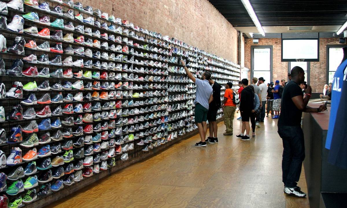 sneaker store buisness plan Guy is running the business side of sneakerboy as interim ceo and theo  like  apple stores, sneakerboy has no fixed points of sale  open in sydney in  october and ambitious plans for store expansion across the pacific.