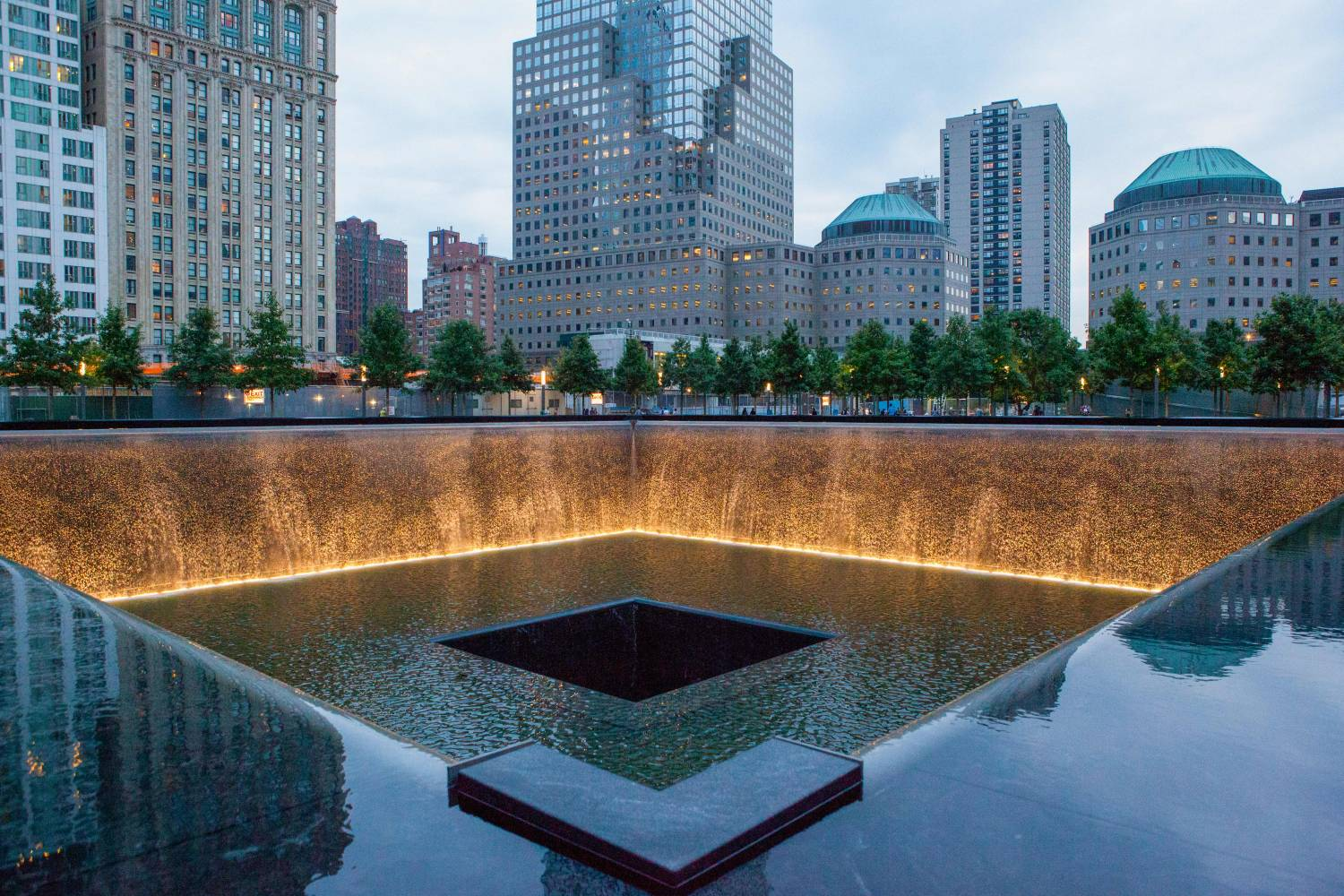 9/11 Memorial|The Ultimate Guide of Things to Do in the Financial District NYC