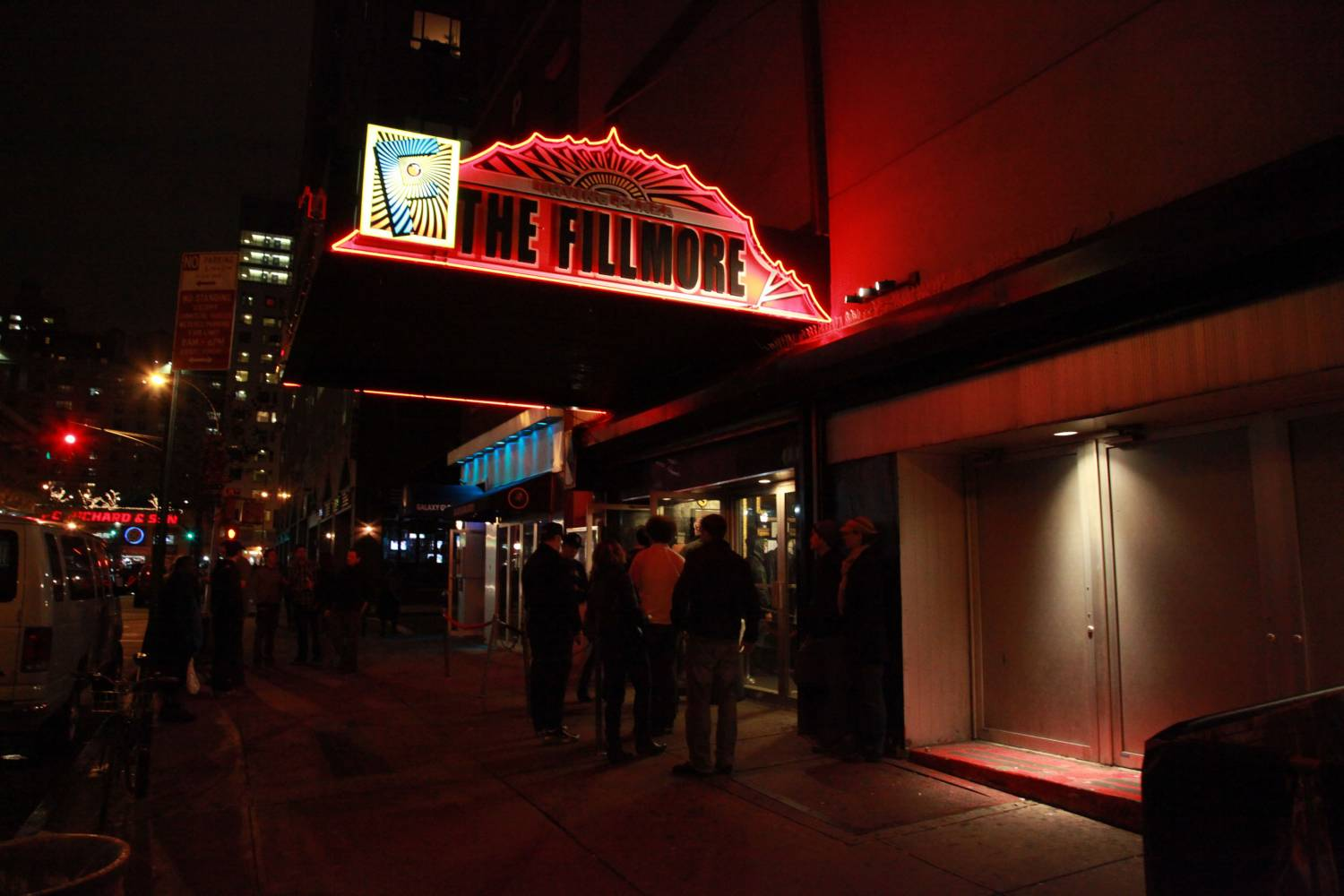 Irving Plaza, exterior