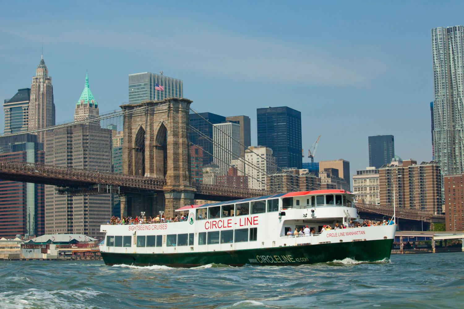NYC Cruises | NYC Boat Tours | New York Cruises & Sightseeing