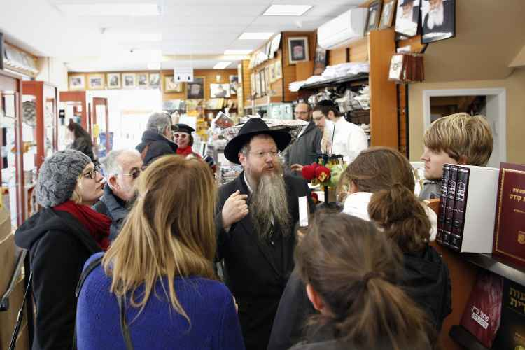 Cultural Tours Of Chassidic New York in Crown Heights