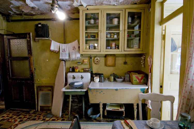 Lower East Side Tenement Museum interior
