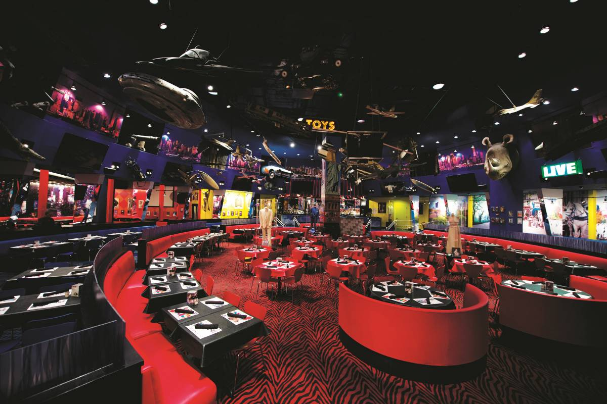 Planet Hollywood New York Nycgo