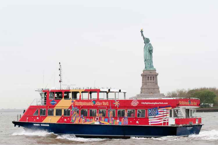 Gray Line CitySightseeing New York Bus Tours
