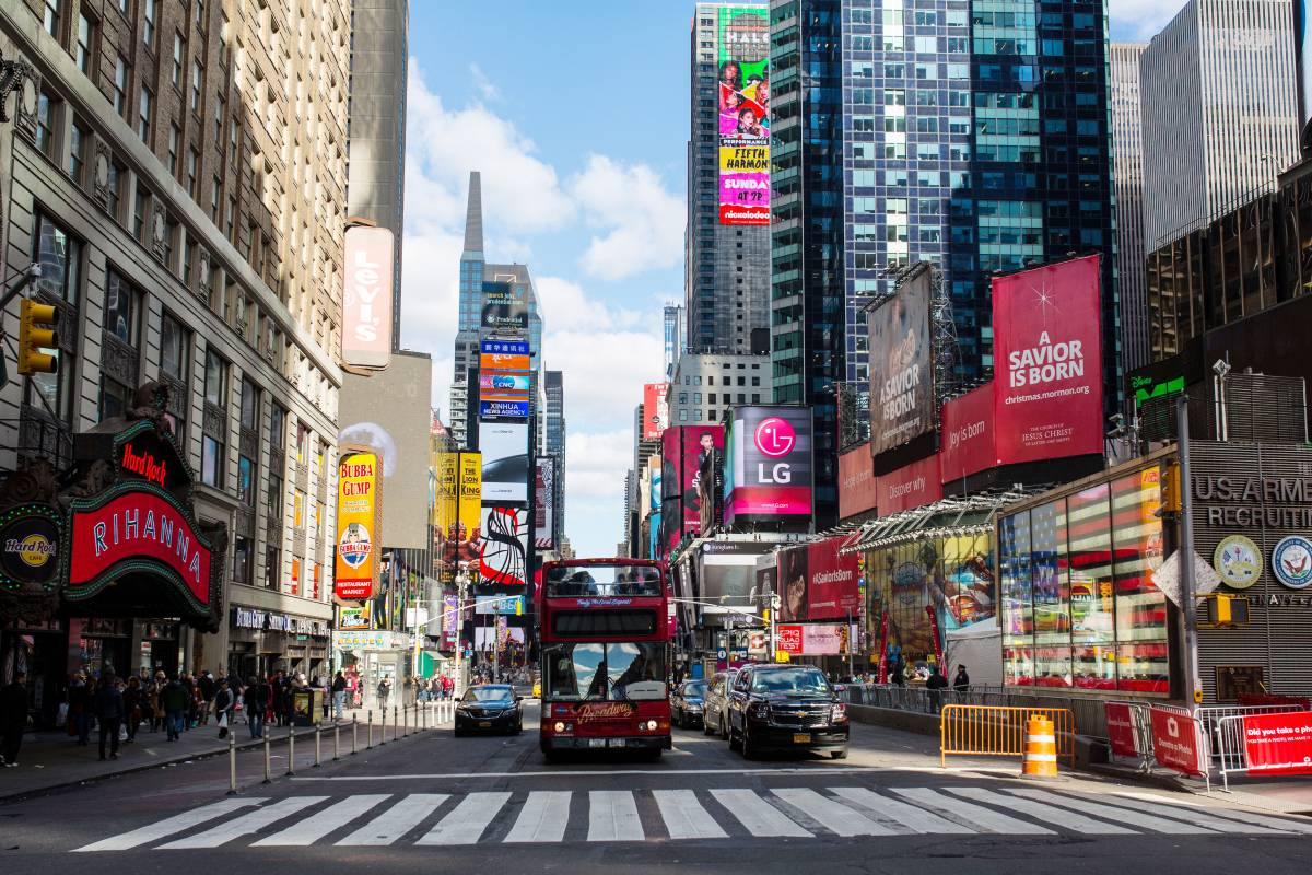 Hotels Near Times Square And Broadway
