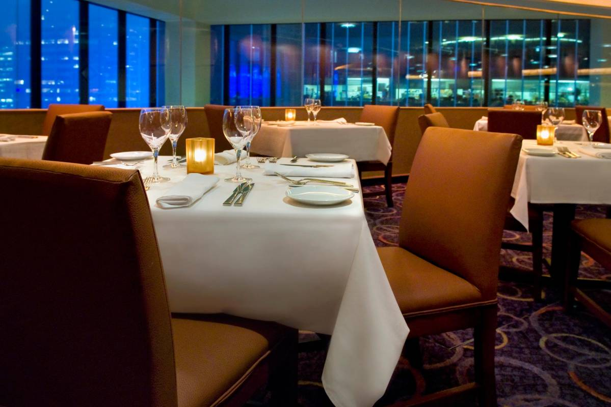 The View Restaurant Amp Lounge Manhattan Restaurants