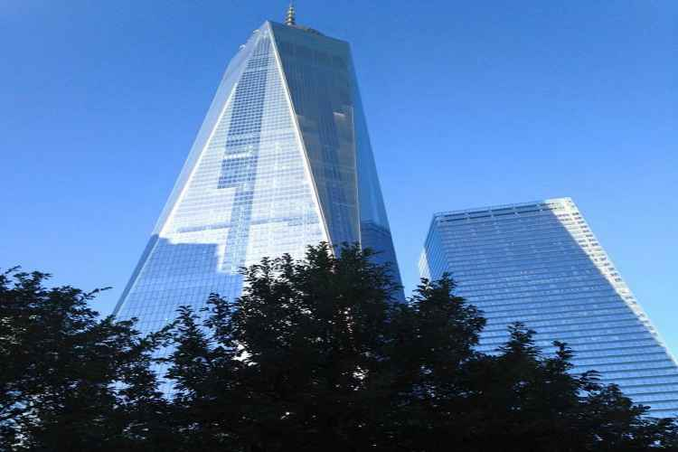 Explore New York with Martha, WTC