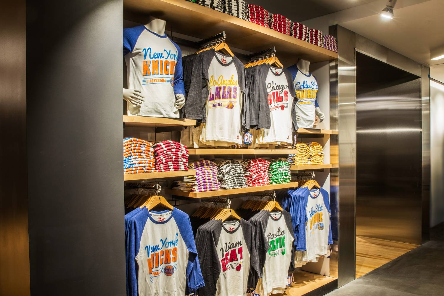 6f563f77dd0c0 NBA Store: New York City Sporting Goods & Apparel Store, Midtown East
