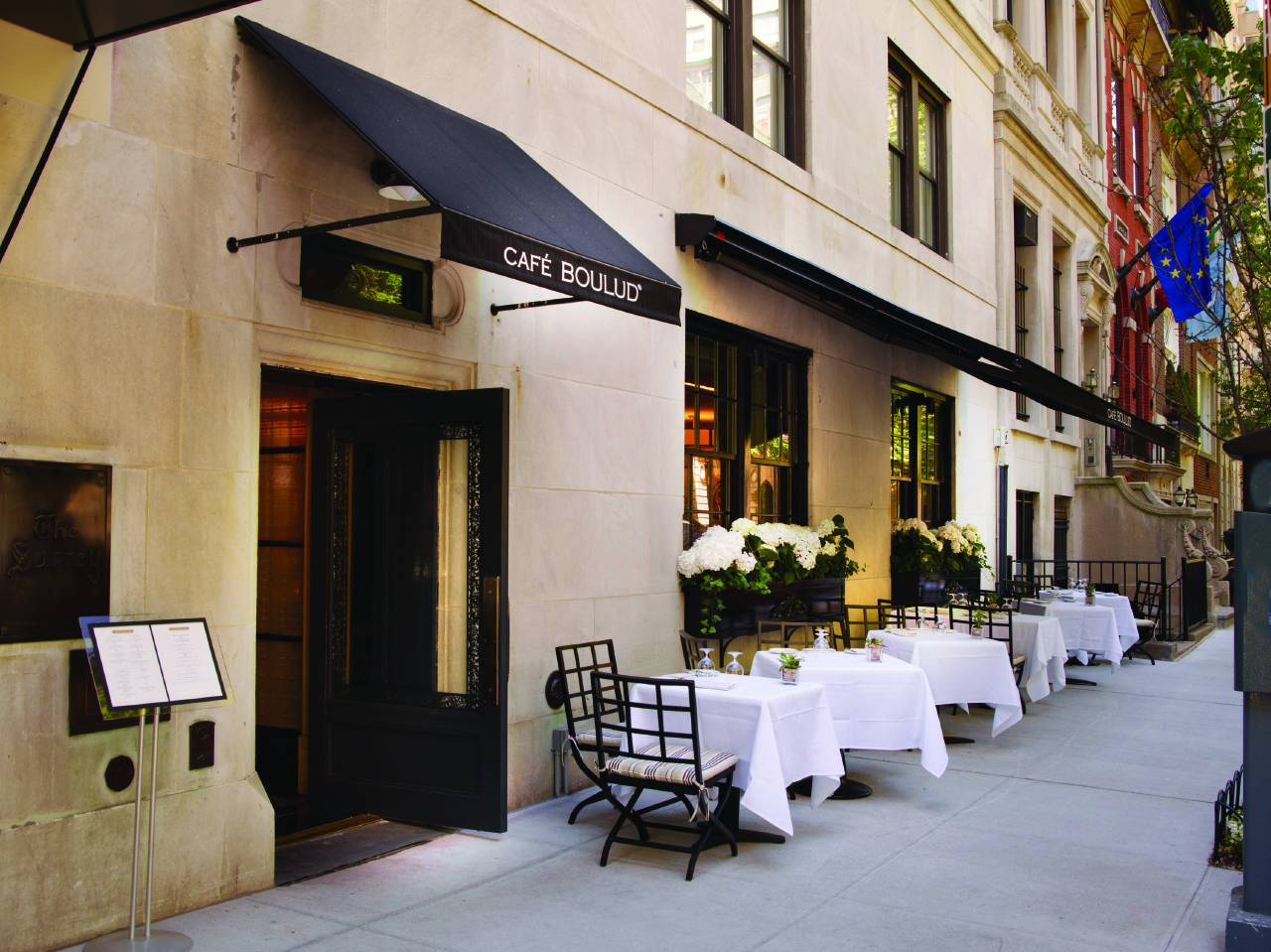 Cafe boulud the official guide to new york city for Places to visit outside of new york city