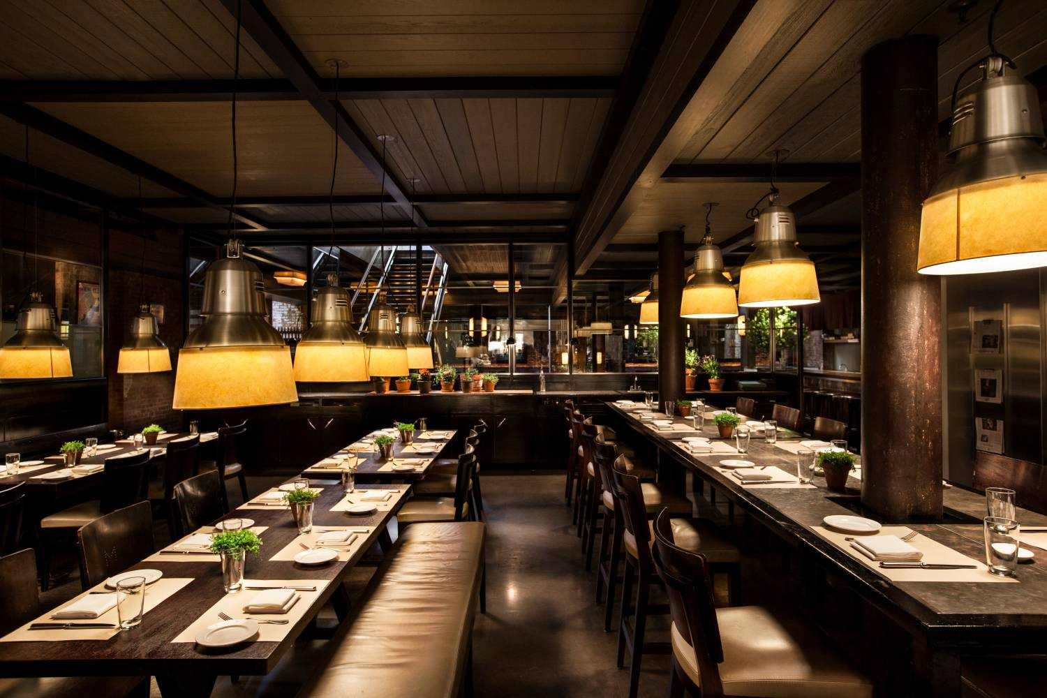 Image result for mercer kitchen nyc
