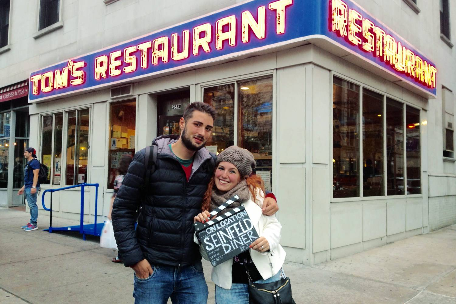 On Location Tours, when harry met sally