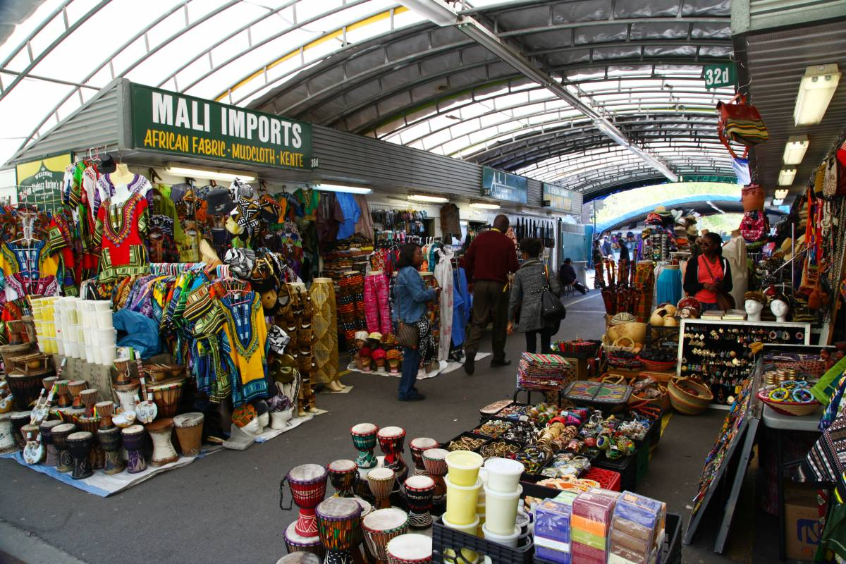 African Food Market In New York