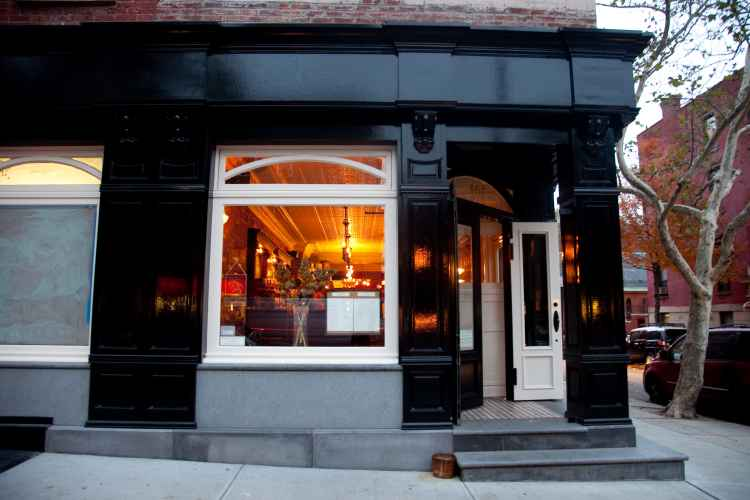 exterior of Prime Meats in Carroll Gardens