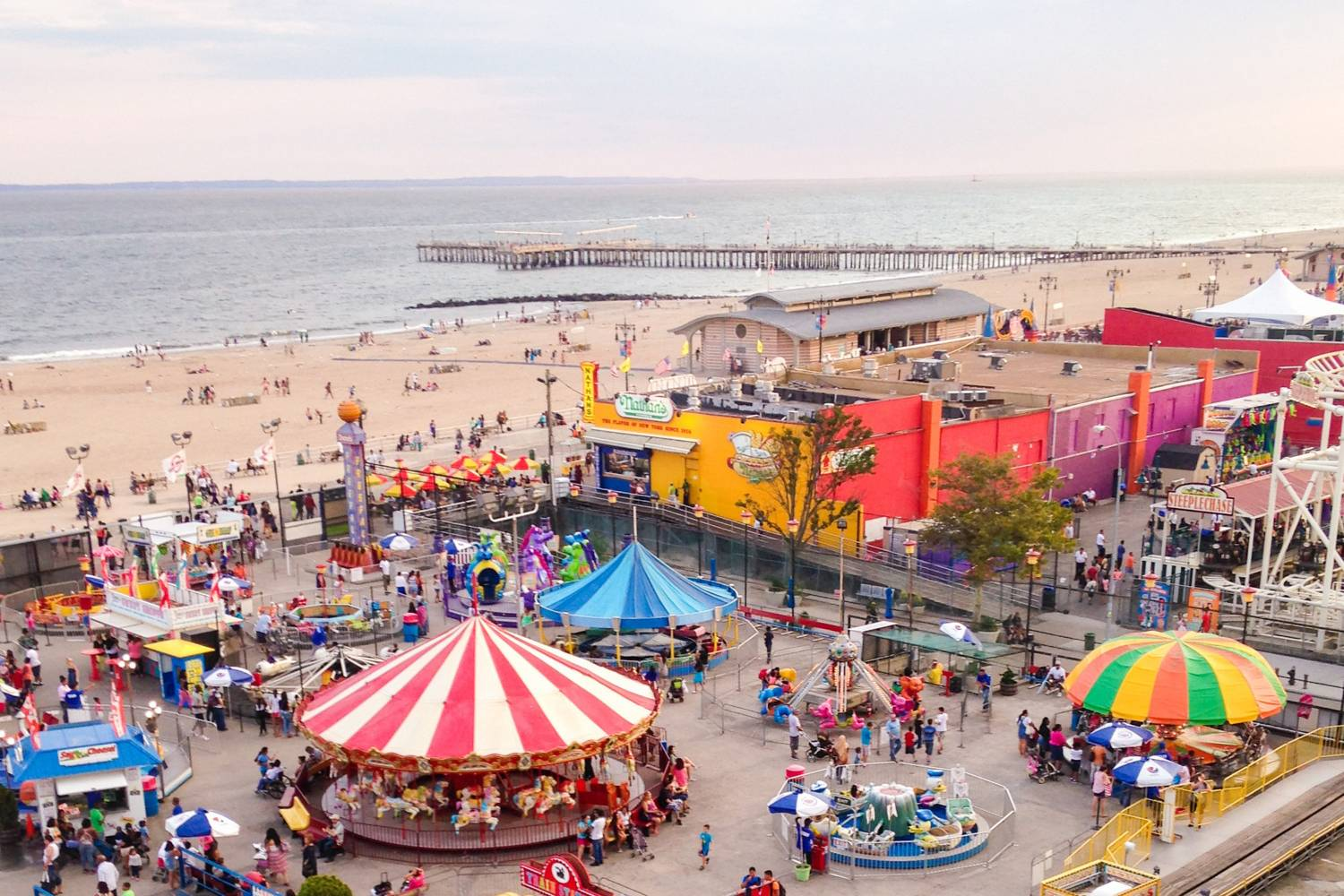 Coney Island Hours >> Coney Island Brooklyn Attractions